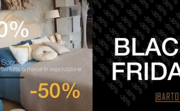 BlackFriday sconti 30% – 50%